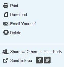 eBird Sharing Options